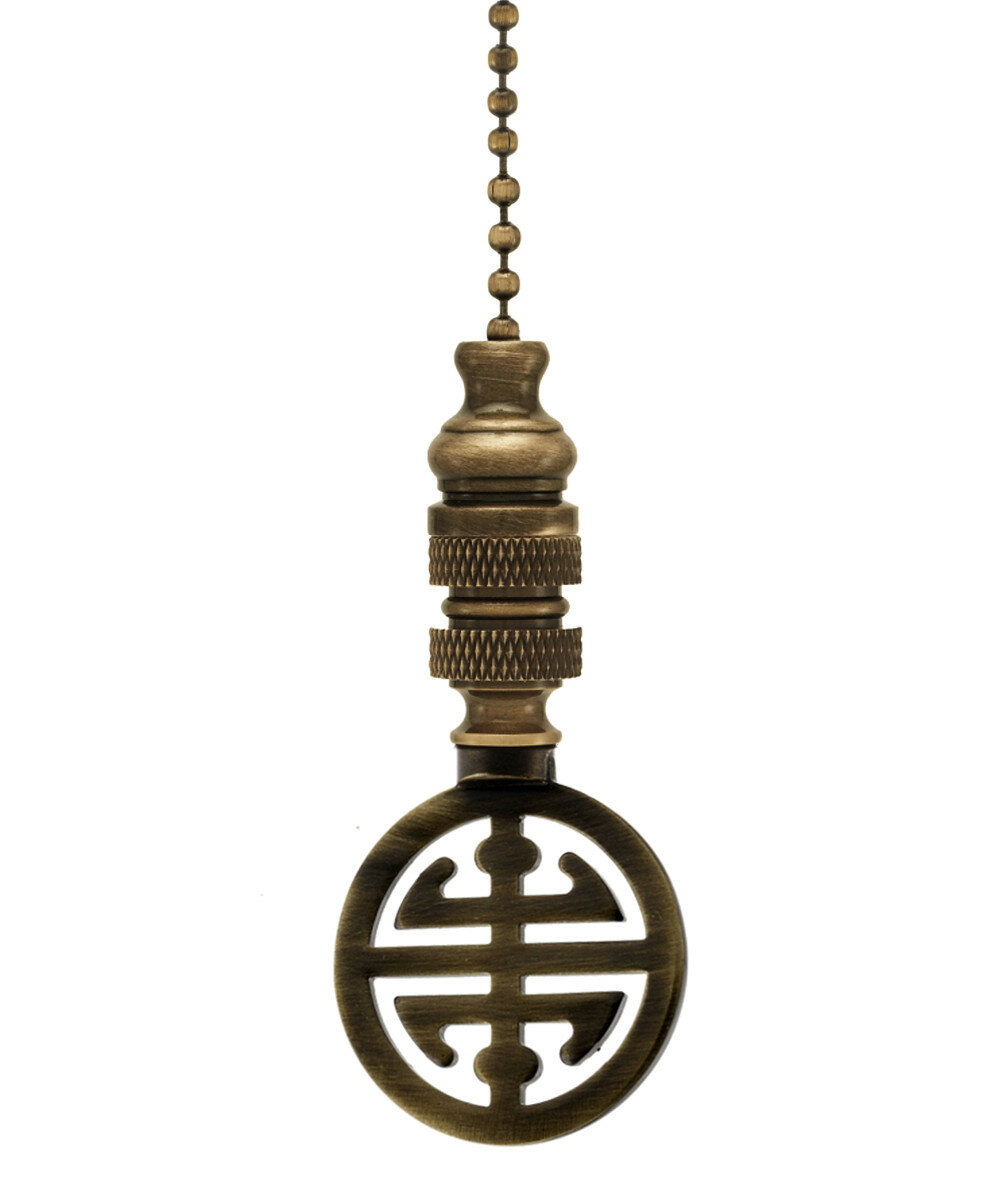 Blessings Asian Ceiling Fan Pull Chain