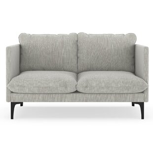 Scheller Twilled Weave Loveseat by Orren Ellis Coupon