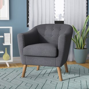 Eye Barrel Chair by Wrought Studio