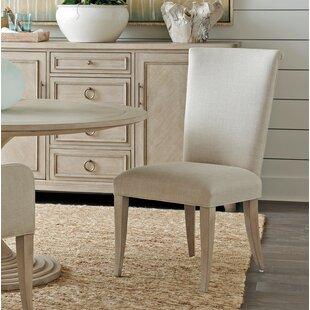 Malibu Upholstered Dining Chair by Barclay Butera