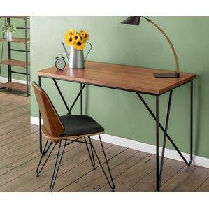 Braxton Mid Century Modern Office Desk