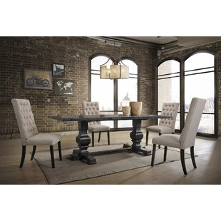 Lapinski 5 Piece Dining Set Gracie Oaks