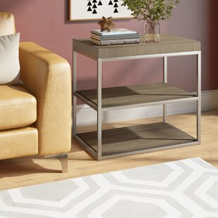 Priester End Table by Brayden Studio Great Reviews