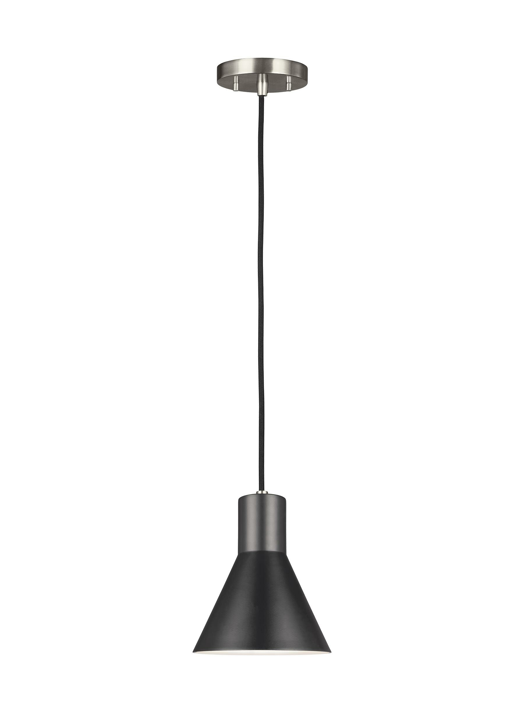 Image of: Alton 1 Light Cone Pendant Reviews Allmodern