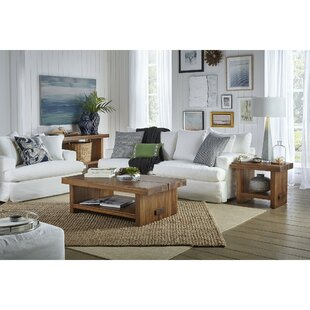 Parkhur 2 Piece Coffee Table Set by Loon Peak Top Reviews
