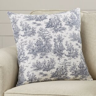 Leflore 100% Cotton Throw Pillow