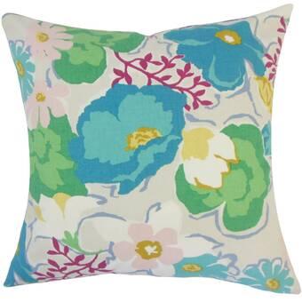 Jiti Panema Throw Pillow Wayfair