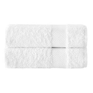 Kansas Hotel Bath Towel (Set of 2)
