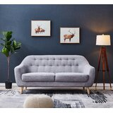 Ralph 66.9 Flared Arm Loveseat by George Oliver