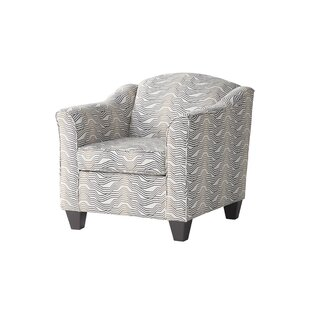 Cloverdales Armchair by Winston Porter