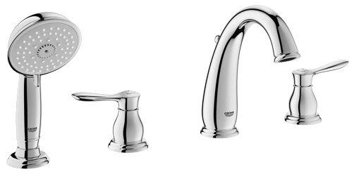 kohler roman tub faucet with hand shower. roman tub spout replacement faucet with hand shower 5 hole deck mounted  reviews kohler forte brushed massagroup co