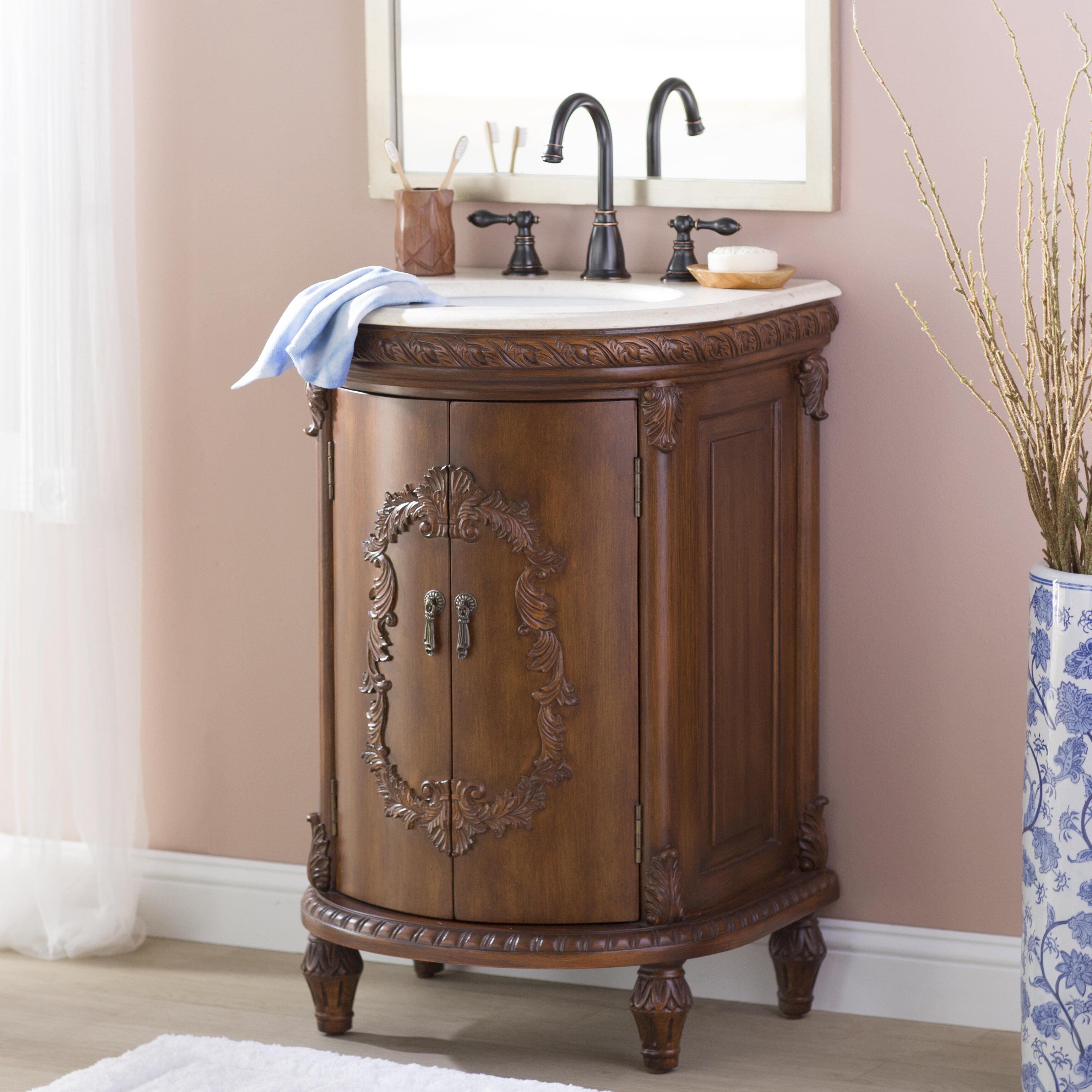 Astoria Grand Willesden 21 Single Bathroom Vanity Set Reviews Wayfair