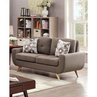 Crosier Loveseat by George Oliver