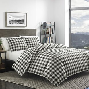 Mountain 100% Cotton Reversible Duvet Cover Set