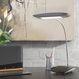 Reviews Jacob Touch Activated LED 12.5 Desk Lamp By Zipcode Design