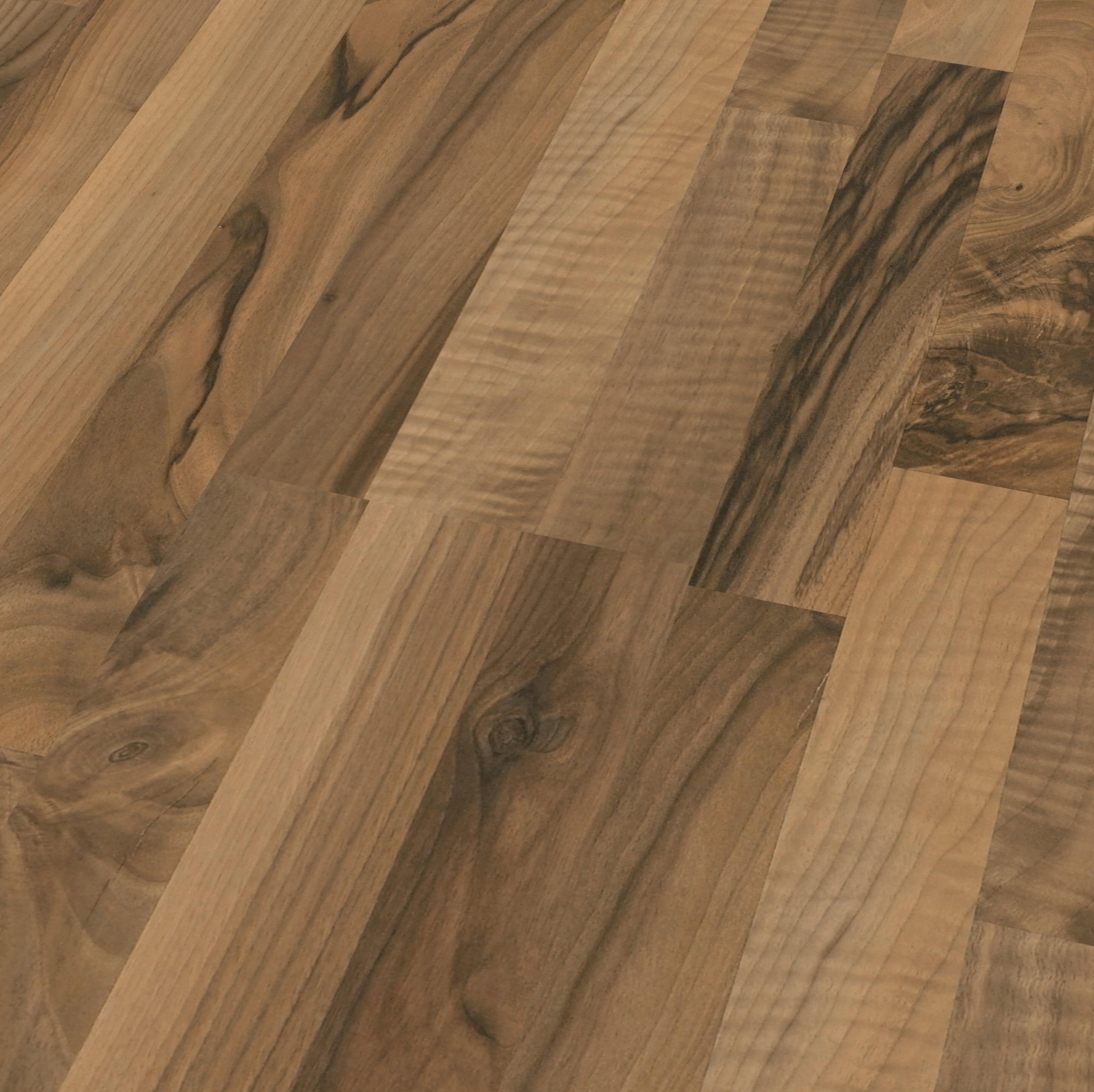 American Concepts 8 X 47 7mm Walnut Laminate Flooring