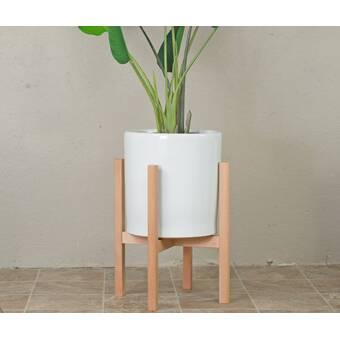 George Oliver Brathwaite Ceramic Pot Planter Reviews Wayfair