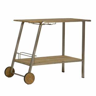 Delray Bar Cart