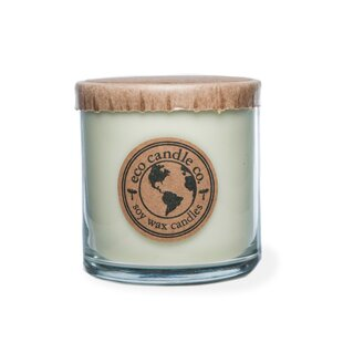 Lemongrass Sage Soy Jar Candle