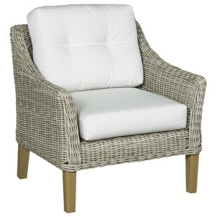 Carlisle Patio Chair with Sunbrella Cushions by Forever Patio