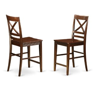 Pilger Bar Stool (Set of 2) August Grove