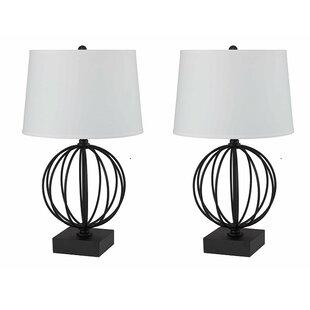 Great Price 25 Table Lamp (Set of 2) By Brayden Studio