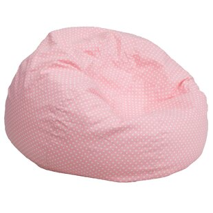 Small Dot Kids Bean Bag Chair