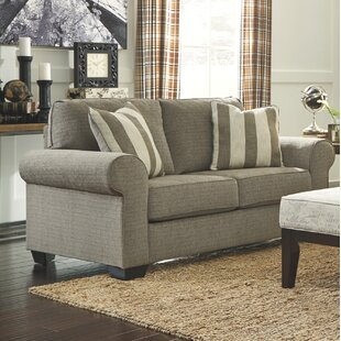 Read Reviews Allenport Loveseat by Darby Home Co Reviews (2019) & Buyer's Guide
