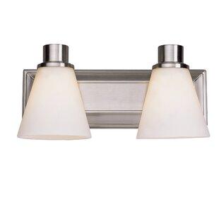 2-Light Vanity Light By TransGlobe Lighting Wall Lights