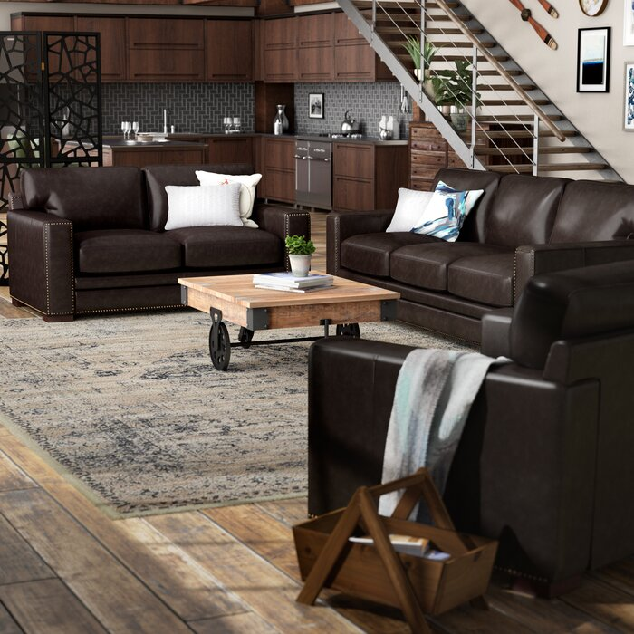 Boyster 2 Piece Living Room Set
