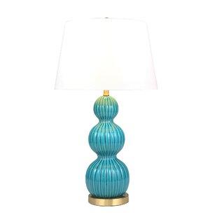 Lecenta Triple Gourd 31 Table Lamp
