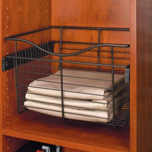 Affordable Deep Pull-Out 30W x 11H Drawer By Rev-A-Shelf