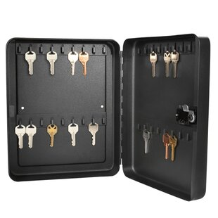 36 Position Key Safe with Combination Lock by Barska