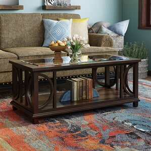 Arnemuiden Coffee Table by World Menagerie