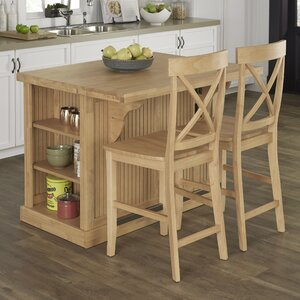 Rabin Kitchen Island Set