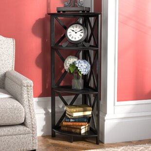 Buy luxury Northumberland Corner Unit Bookcase By Three Posts
