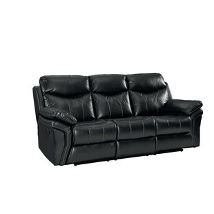 Shop Broxton Reclining Sofa by Red Barrel Studio
