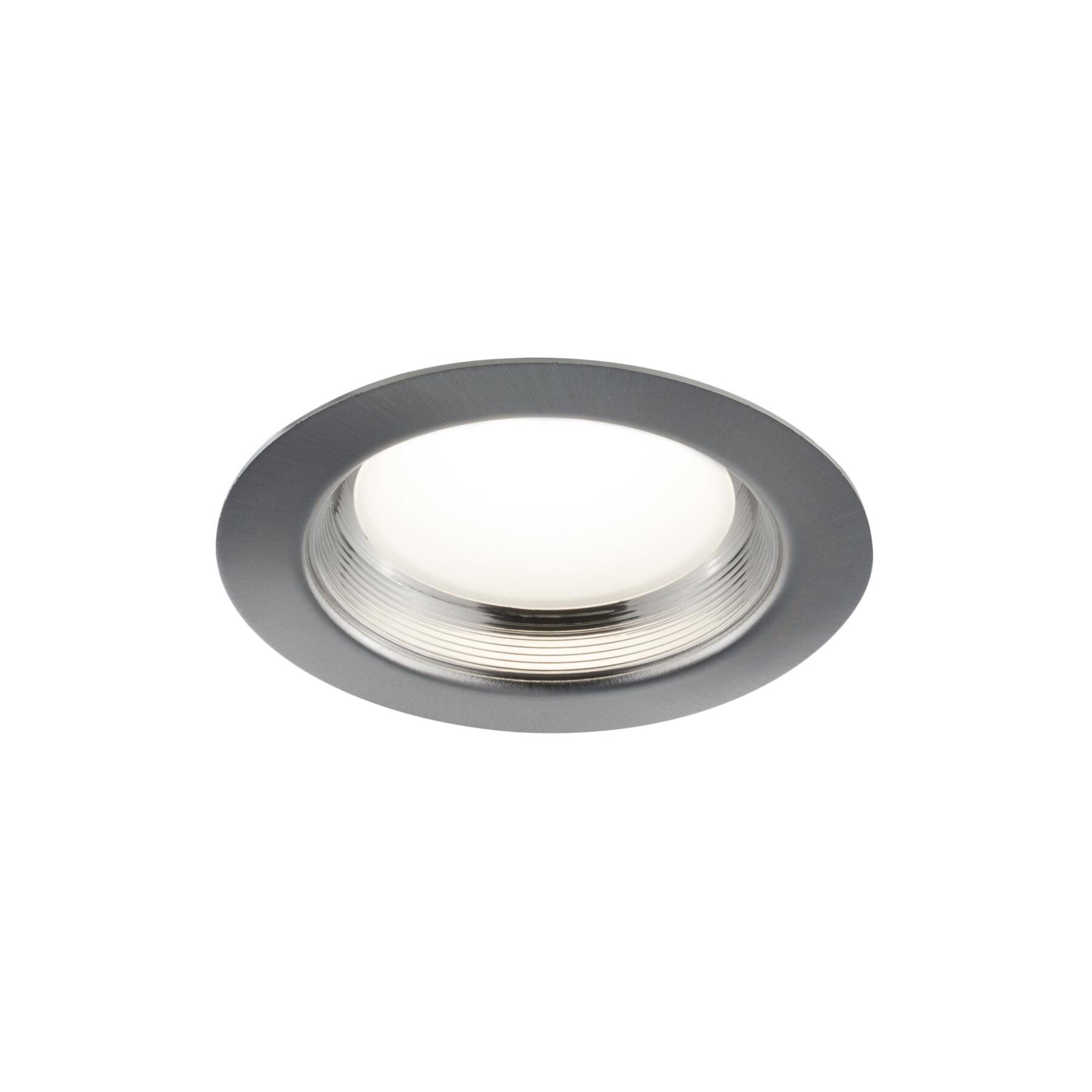 Bazz 5 Led Recessed Lighting Kit Wayfair