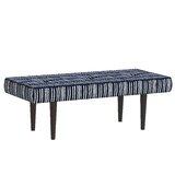 Upholstered Bench by Dakota Fields