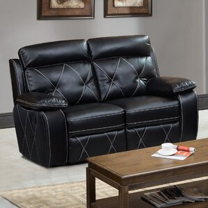 Buchanan Reclining Loveseat by Red Barrel St..