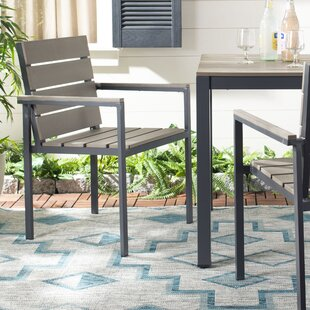 Galesville Stacking Patio Dining Chair (Set of 2)