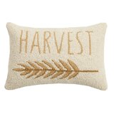 Murakami Harvest Wool Throw Pillow