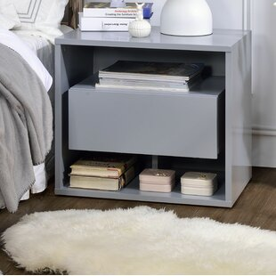 Colinton 1 Drawer Nightstand by Brayden Studio