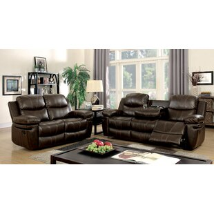 Litchfield Reclining Configurable Living Room Set Red Barrel Studio
