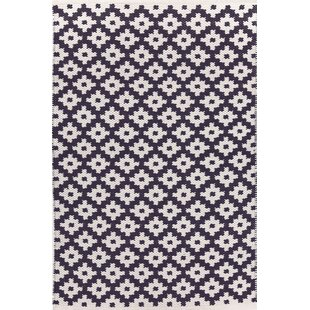 Samode Handwoven Blue Indoor/Outdoor Area Rug by Dash and Albert Rugs