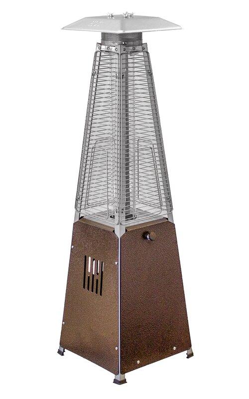 Az Patio Heaters 9 500 Btu Propane Tabletop Patio Heater