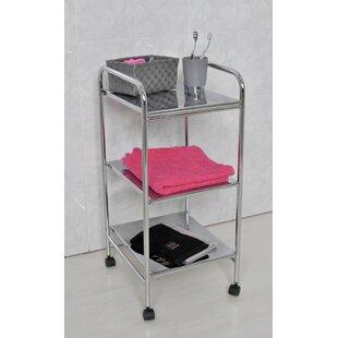 Metalo 14.4 W x 28 H Bathroom Shelf by Evideco