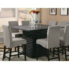 Perfect Bob Counter Height Dining Table Nice Look