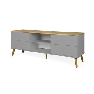 Dot TV Stand for TVs up to 60 by Tenzo