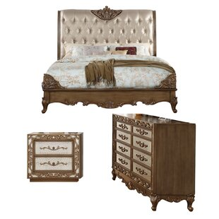 Nealy Panel Configurable Bedroom Set